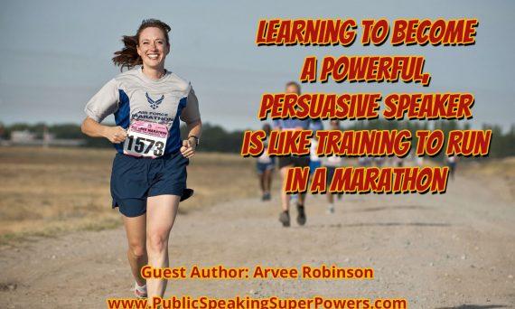 Powerful, Persuasive Speaker