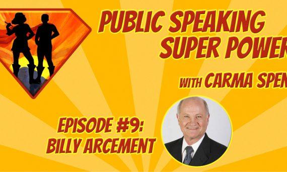 Episode 9 - Billy Arcement