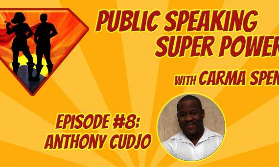 Episode 8, Anthony Cudjo