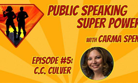 Episode 5 - CC Culver