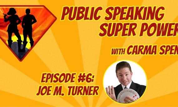 Episode 6 - Joe M Turner