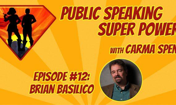 Episode 12 Brian Basilico