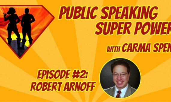 PSSP Podcast Episode 2: Robert Arnoff