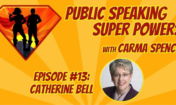 Episode 13 - Catherine Bell