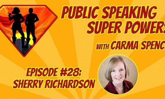 Episode 28 Sherry Richardson