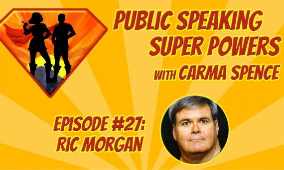 Episode 27 Ric Morgan