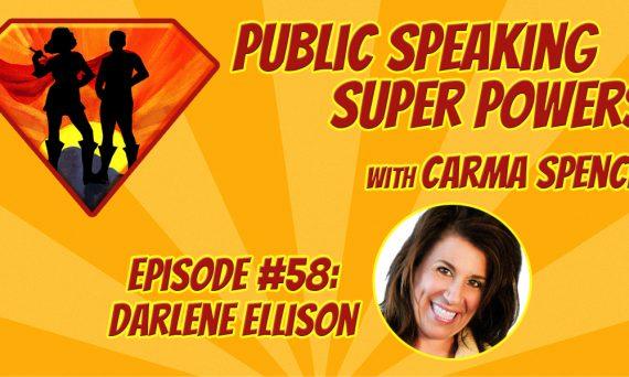 Episode 58 Darlene Ellison