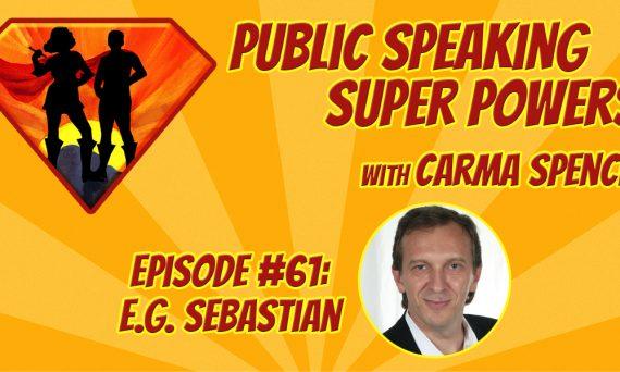 Episode 61 E.G. Sebastian