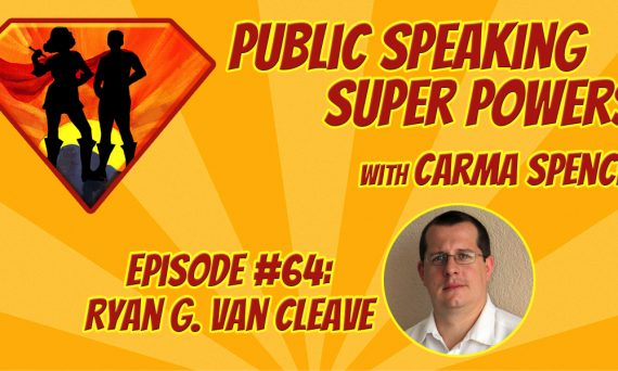 Episode 64 Ryan G Van Cleave