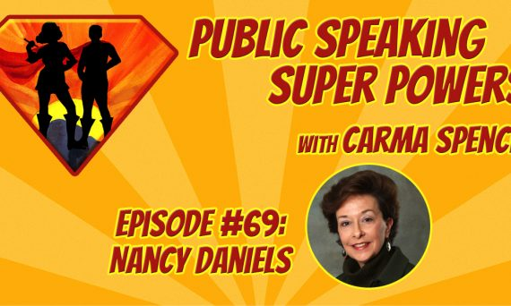 Episode 69 Nancy Daniels