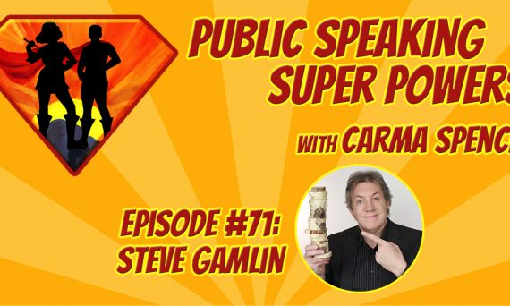 Episode 71 Steve Gamlin