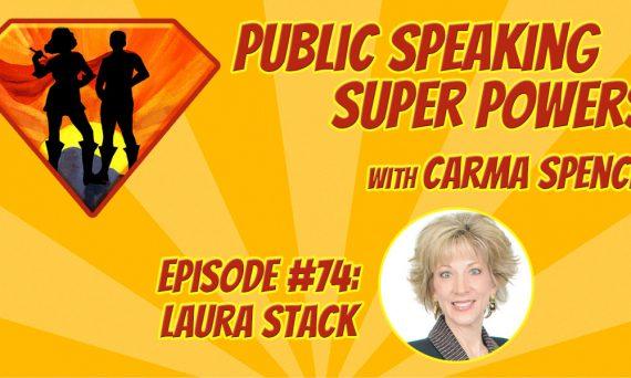 Episode 74 Laura Stack