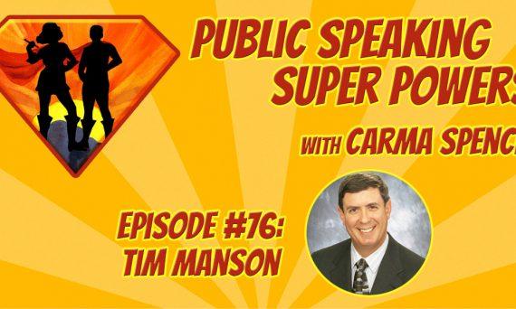 Episode 76 Tim Manson