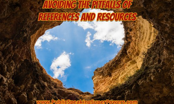 Avoiding the Pitfalls of References and Resources