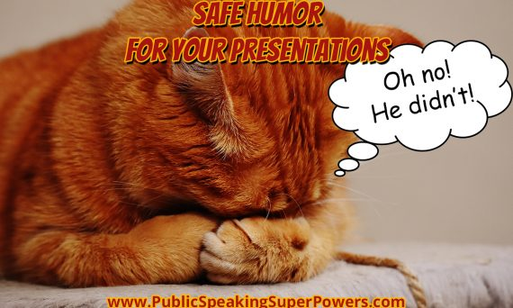 Safe Humor for Your Presentations