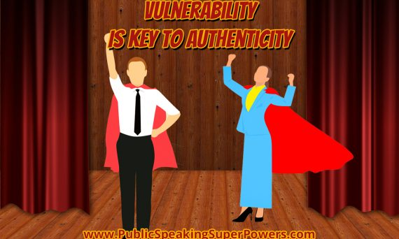 Vulnerability Is Key to Authenticity