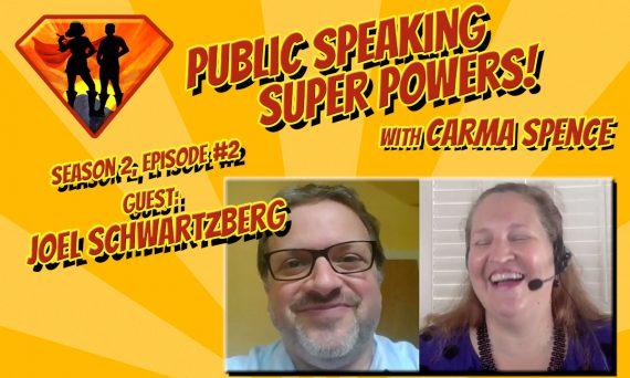 PSSP Podcast Season 2 Episode 2 Guest Joel Schwartzberg