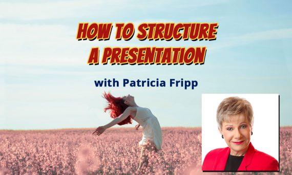 Patricia Fripp on Speaking Palooza 2019