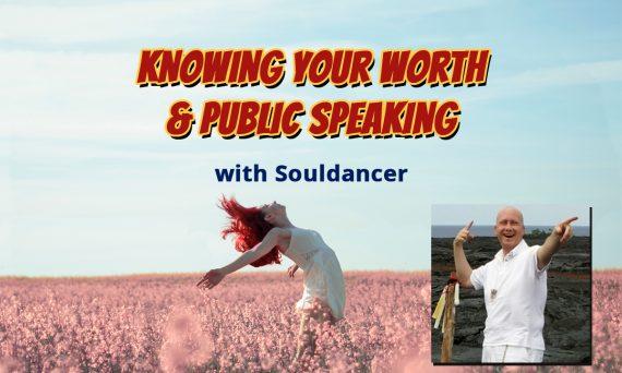 Souldancer on Speaking Palooza 2019