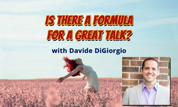 Is there a formula for a great talk?