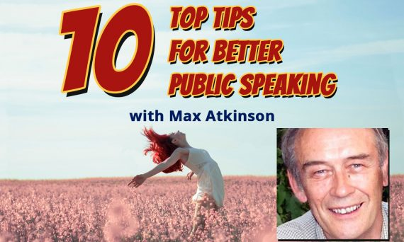 10 Top Tips for Better Public Speaking