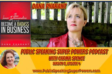 Podcast: Guest Dana Pharant
