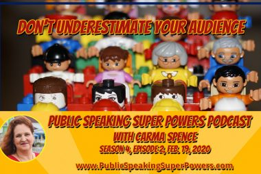 Podcast: Don't Underestimate Your Audience