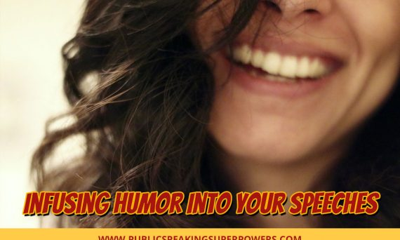 Infusing Humor Into Your Speeches