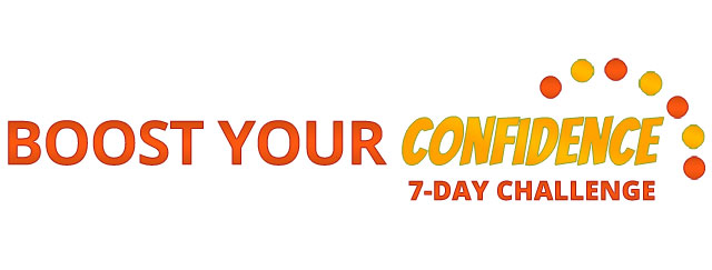 Boost Your Confidence 7-Day Challenge logo