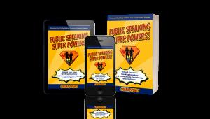 Public Speaking Super Powers Trio