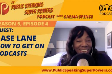 Case Lane: How to Get on Podcasts [Podcast]